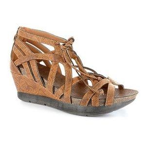 Corkys Lace up Sandal